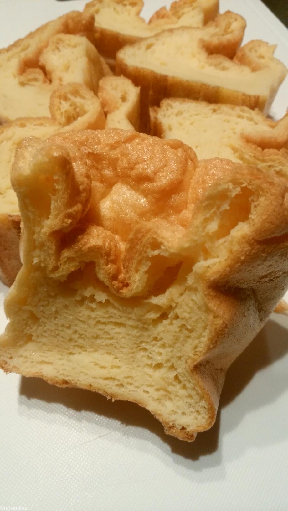 卵だけパンは、パンの代わりになる