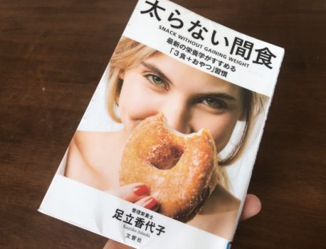 【書籍】太らない間食